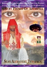 Omslag - 9spiritual Journeys of the 9ruby Prince of Abyssinia