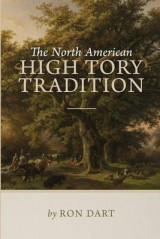 Omslag - The North American High Tory Tradition