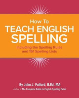 Omslag - How to Teach English Spelling