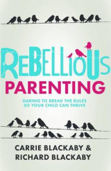 Omslag - Rebellious Parenting