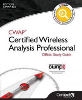Omslag - Cwap(r) Certified Wireless Analysis Professional Official Study Guide