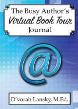 Omslag - The Busy Author's Virtual Book Tour Journal