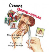 Omslag - Comme Grand-Maman