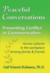 Omslag - Peaceful Conversations - Preventing Conflict in Communication