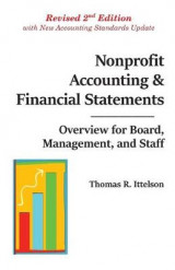 Omslag - Nonprofit Accounting & Financial Statements