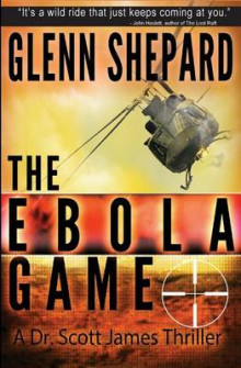 The Ebola Game av Glenn Shepard (Heftet)