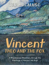Omslag - Vincent, Theo and the Fox