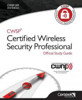 Omslag - Cwsp (R)Certified Wireless Security Professional Official Study Guide