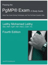 Omslag - Passing the Pgmp(r) Exam