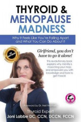 Omslag - Thyroid & Menopause Madness