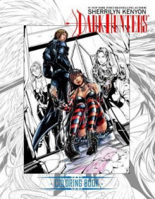 Dark-Hunter Ultimate Coloring Book av Sherrilyn Kenyon (Heftet)
