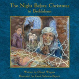 Omslag - The Night Before Christmas in Bethlehem