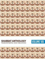 Omslag - Shabbat Anthology VIII Songbook