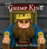Omslag - The Grump King