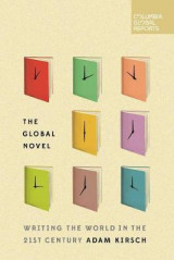 Omslag - The Global Novel