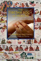 Omslag - The Tibetan Book of Health