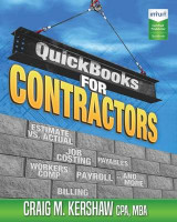 Omslag - QuickBooks for Contractors