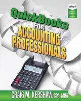 Omslag - QuickBooks for Accounting Professionals