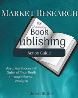 Omslag - Market Research for Children's Book Publishing Action Guide