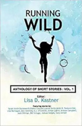 Omslag - Running Wild Anthology of Stories