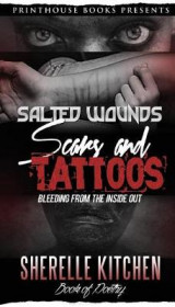 Omslag - Salted Wounds, Scars and Tattoos