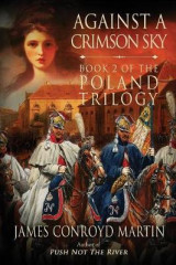 Omslag - Against a Crimson Sky (the Poland Trilogy Book 2)