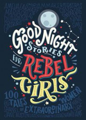 Good Night Stories For Rebel Girls av Francesca Cavallo og Elena Favilli (Innbundet)