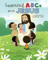 Omslag - Learning ABCs with Jesus