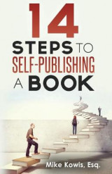 Omslag - 14 Steps to Self-Publishing a Book