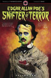 Edgar Allan Poe's Snifter of Terror av Hunt Emerson, Tom Peyer og Mark Russell (Heftet)