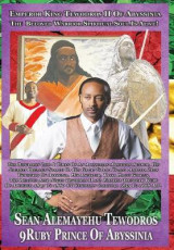 Omslag - Tewodros Is Alive! the Biography Life & Times of an Ethiopian-American Military Soldier