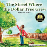 Omslag - The Street Where the Dollar Tree Grew