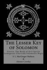 Omslag - The Lesser Key of Solomon