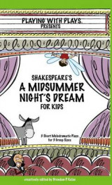 Omslag - Shakespeare's a Midsummer Night's Dream for Kids