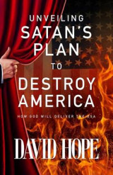 Omslag - Unveiling Satan's Plan to Destroy America