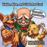 Omslag - Waldo, Blue, and Glad Max Too!
