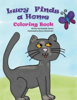 Omslag - Lucy Finds a Home Coloring Book