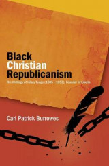 Omslag - Black Christian Republicanism