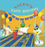 Omslag - Valen's Happy Birthday