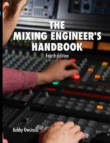 Omslag - The Mixing Engineer's Handbook 4th Edition