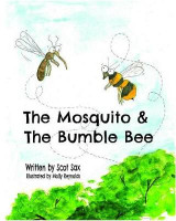 Omslag - The Mosquito & the Bumble Bee