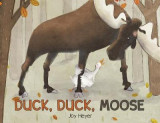 Omslag - Duck, Duck, Moose