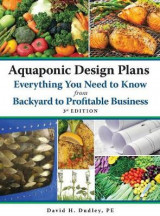 Omslag - Aquaponic Design Plans, Everything You Need to Know