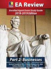Passkey Learning Systems, EA Review Part 2, Business Taxation av Joel Busch, Richard Gramkow og Christy Pinheiro (Innbundet)
