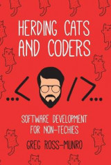 Omslag - Herding Cats and Coders