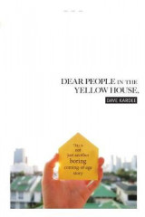 Omslag - Dear People in the Yellow House