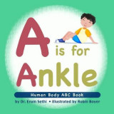 Omslag - A is for Ankle