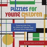 Omslag - Puzzles for Young Children: Preparing Little Ones for Gifted and Talented Tests & Private School Admissions