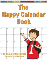 Omslag - The Happy Calendar Book