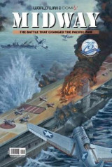 Omslag - Midway: The Battle that Changed the Pacific War (World War II Comix)